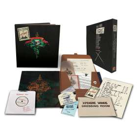 Keith Richards & The X-Pensive Winos: Live At The Hollywood Palladium (Deluxe Box Set) (remastered), LP