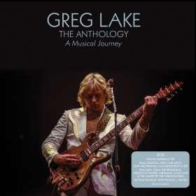 Greg Lake: The Anthology: A Musical Journey, CD