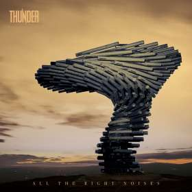 Thunder: All The Right Noises, CD