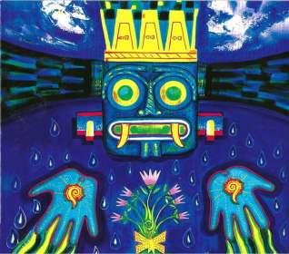 Santana: Blessings And Miracles, CD
