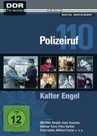 Peter Vogel: Polizeiruf 110: Kalter Engel, DVD