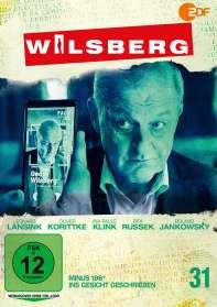 Dominic Müller: Wilsberg DVD 31: Minus 196 Grad / Ins Gesicht geschrieben, DVD