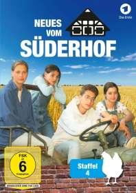 Monika Zinnenberg: Neues vom Süderhof Staffel 4, DVD