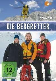 Jorgo Papavassiliou: Die Bergretter Staffel 11, DVD