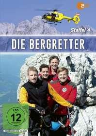 Dirk Pientka: Die Bergretter Staffel 4, DVD