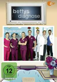 Andre Siebert: Bettys Diagnose Staffel 6, DVD
