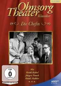 Alfred Johst: Ohnsorg Theater: Die Chefin, DVD
