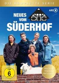 Monika Zinnenberg: Neues vom Süderhof (Komplette Serie), DVD