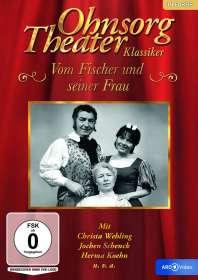 Helga Stumpf: Ohnsorg Theater: Vom Fischer und seiner Frau, DVD