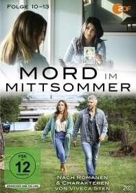 Matthias Ohlsson: Mord im Mittsommer 10-13, DVD