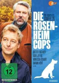 Daniel Drechsel-Grau: Die Rosenheim-Cops Staffel 20, DVD