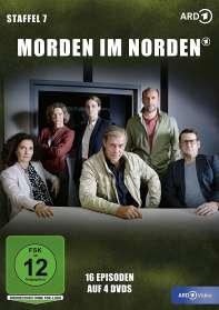 Holger Schmidt: Morden im Norden Staffel 7, DVD
