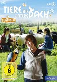 Frank Stoye: Tiere bis unters Dach Staffel 8, DVD