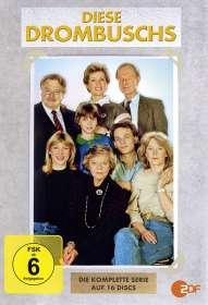 Diese Drombuschs (Komplette Serie), DVD