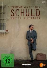 Schuld (Komplette Serie), 2 DVDs