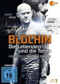 Blochin - Die Lebenden und die Toten Staffel 1, 2 DVDs