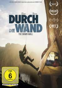 Durch die Wand - The Dawn Wall, DVD