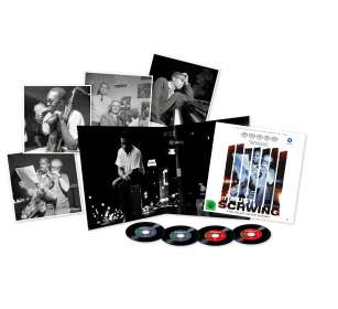 Eric Friedler: It Must Schwing - The Blue Note Story (2 Blu-rays & 2 DVDs im Big Sleeve in LP-Format) (Limited Edition 1000 Stück exklusiv bei jpc), BR
