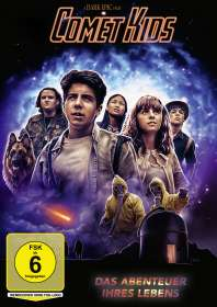 Glenn Triggs: Comet Kids, DVD