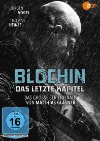 Matthias Glasner: Blochin Staffel 2: Das letzte Kapitel, DVD