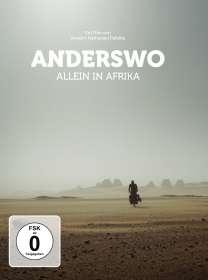 Janco Christiansen: Anderswo - Allein in Afrika, DVD