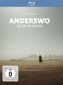 Janco Christiansen: Anderswo - Allein in Afrika (Blu-ray), BR