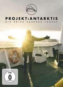 Tim Müller-Zitzke: Projekt: Antarktis - Die Reise unseres Lebens, DVD
