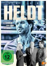 Olaf Kreinsen: Heldt Staffel 6, DVD