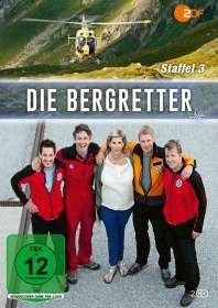 Roland Leyer: Die Bergretter Staffel 3, DVD