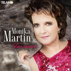Monika Martin: Für immer, CD