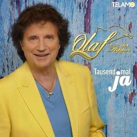 Olaf der Flipper (Olaf Malolepski): Tausendmal ja, CD