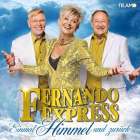 Fernando Express: Einmal Himmel und zurück, CD
