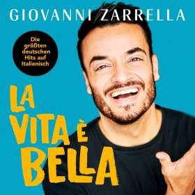 Giovanni Zarrella: La vita è bella, CD