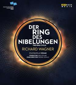 Richard Wagner (1813-1883): Der Ring des Nibelungen, DVD