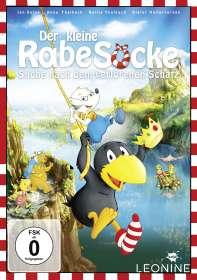 Verena Fels: Der kleine Rabe Socke - Suche nach dem verlorenen Schatz, DVD