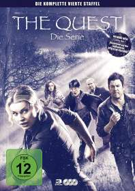 The Quest Staffel 4, DVD