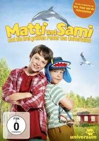 Matti und Sami und die drei größten Fehler des Universums, DVD