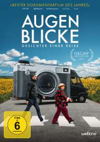 Agnes Varda: Augenblicke - Gesichter einer Reise, DVD
