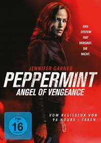 Pierre Morel: Peppermint, DVD