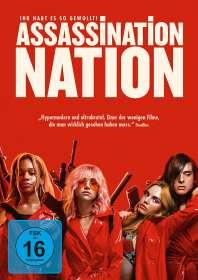 Assassination Nation, DVD