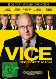 Vice - Der zweite Mann, DVD