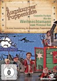 Augsburger Puppenkiste: Als der Weihnachtsmann vom Himmel fiel, DVD