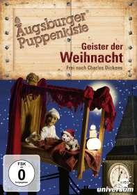 Julian Köberer: Augsburger Puppenkiste: Geister der Weihnacht, DVD