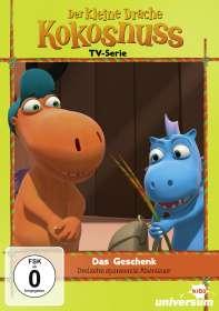 Der kleine Drache Kokosnuss DVD 14: Das Geschenk, DVD
