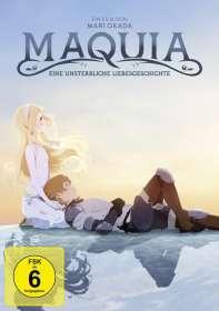 Mari Okada: Maquia - Eine unsterbliche Liebesgeschichte, DVD