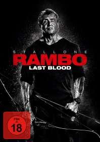 Adrian Grunberg: Rambo - Last Blood, DVD