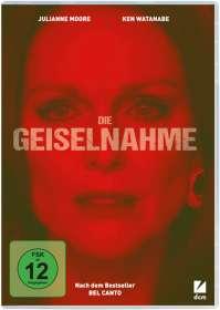 Die Geiselnahme, DVD