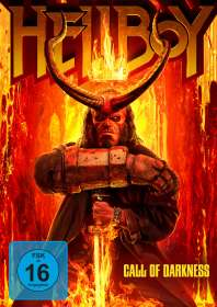 Neil Marshall: Hellboy - Call of Darkness, DVD