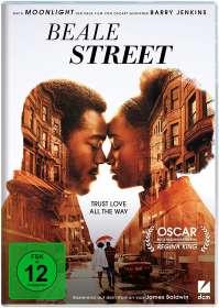 Barry Jenkins: Beale Street, DVD