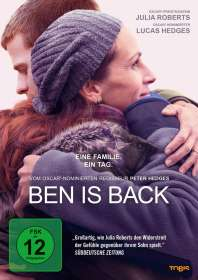 Ben is Back, DVD